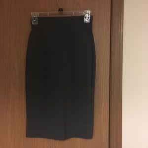 Dresses & Skirts - Gray pencil skirt